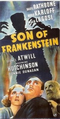 Son of Frankenstein / Ghost of Frankenstein Movie Poster