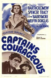 Captains Courageous / The Farmer Takes a Wife Movie Poster