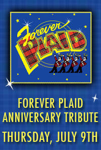Forever Plaid Anniversary Tribute Movie Poster