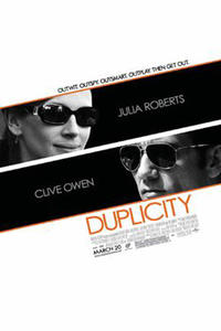 Duplicity (Luxury Seating) Movie Poster
