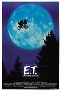 E.T. / Close Encounters of the Third Kind Movie Poster