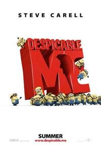 Despicable Me (2010) Movie Poster