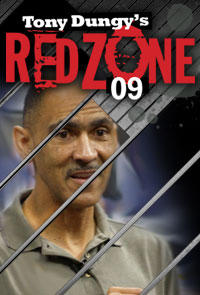 Tony Dungy's Red Zone 09 Movie Poster