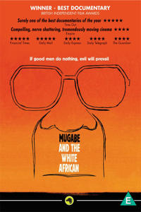 Mugabe and the White African Movie Poster
