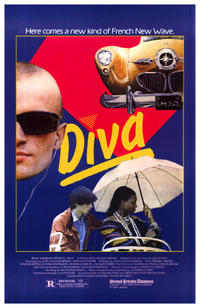 Mortal Transfer / Diva Movie Poster