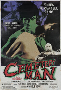 Opera / Cemetery Man Movie Poster