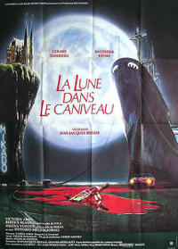 The Moon in the Gutter (La Lune Dans Le Caniveau) Movie Poster