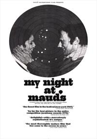 My Night at Mauds / Clair's Knee Movie Poster