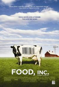 Food, Inc. (Luxury Seating) Movie Poster