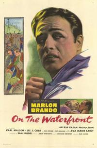 On The Waterfront / One-Eyed Jacks Movie Poster