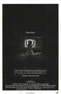 Poltergeist / The Legend of Hell House Movie Poster