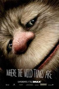 Where the Wild Things Are: The IMAX Experience Movie Poster