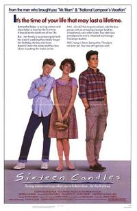 Sixteen Candles / The Breakfast Club Movie Poster