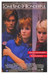 Some Kind of Wonderful / Pretty in Pink Movie Poster