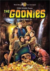 The Goonies / The Lost Boys Movie Poster