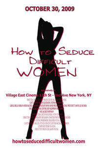 How to Seduce Difficult Women Movie Poster