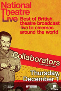 National Theater Live: Collaborators Movie Poster