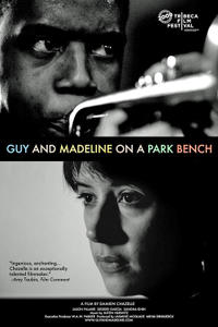 Guy and Madeline on a Park Bench Movie Poster