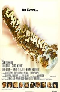 Earthquake / The Towering Inferno / The Poseidon Adventure Movie Poster