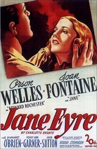 Jane Eyre / Tomorrow is Forever Movie Poster