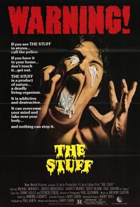 The Stuff / Q (Winged Serpent) Movie Poster