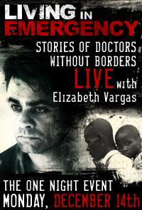 Inside Doctors Without Borders: LIVE with Elizabeth Vargas Movie Poster