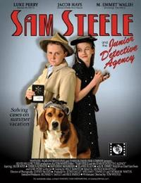 Sam Steele and the Junior Detective Agency Movie Poster
