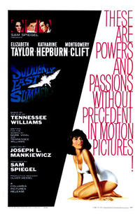 Suddenly Last Summer / Cat on a Hot Tin Roof Movie Poster