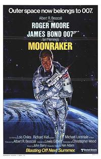 Moonraker / For Your Eyes Only Movie Poster