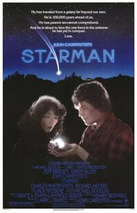 Starman / The Fisher King Movie Poster