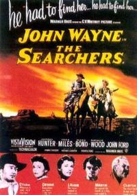 The Searchers / Stagecoach Movie Poster
