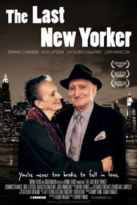 The Last New Yorker Movie Poster