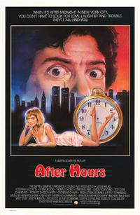 After Hours / Desperately Seeking Susan Movie Poster