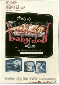 Baby Doll / A Streetcar Named Desire Movie Poster