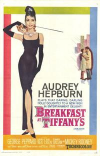 Breakfast At Tiffany's / Sabrina Movie Poster
