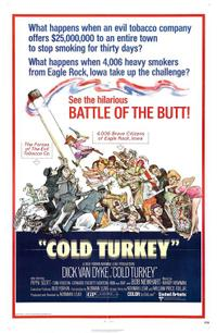 Cold Turkey / Hot Millions Movie Poster