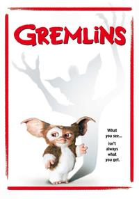 Gremlins / Gremlins 2: The New Batch Movie Poster