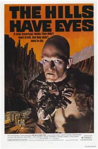 The Hills Have Eyes / Last House on the Left Movie Poster