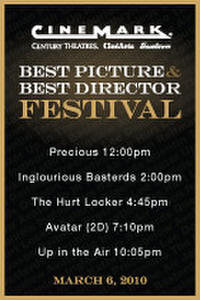 Best Picture & Best Director Festival Movie Poster