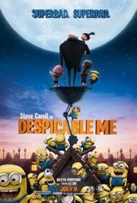 Despicable Me 3D (2010) Movie Poster