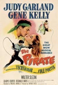 The Pirate / Brigadoon Movie Poster
