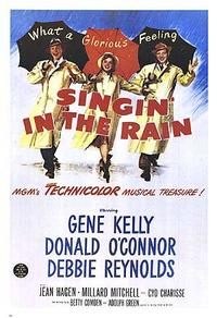 Singin' in the Rain / Summer Stock Movie Poster