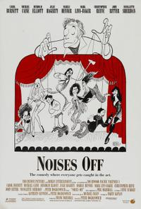 Noises Off... / They All Laughed Movie Poster