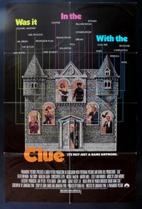 Clue / Nuns On The Run Movie Poster