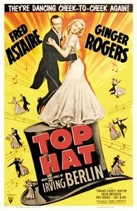 Top Hat / Roberta Movie Poster