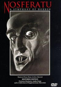 Nosferatu, The Vampyre / Cobra Verde Movie Poster