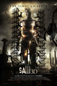 Saw 3D: The Final Chapter Movie Poster