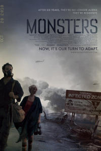 Monsters Movie Poster