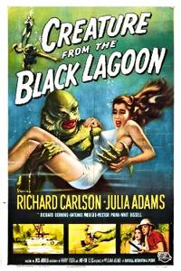 Creature From the Black Lagoon 3D Movie Poster