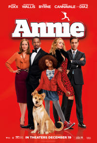 Annie (2014) Movie Poster